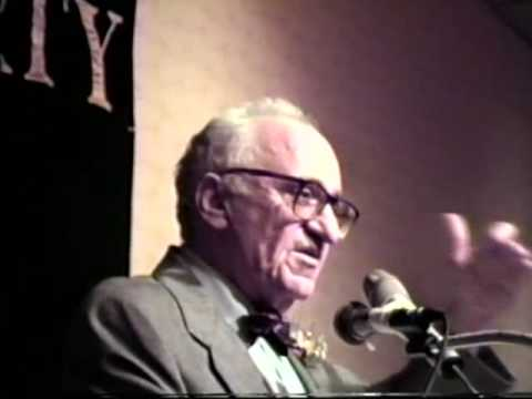 Libertarianism | Murray N. Rothbard - YouTube